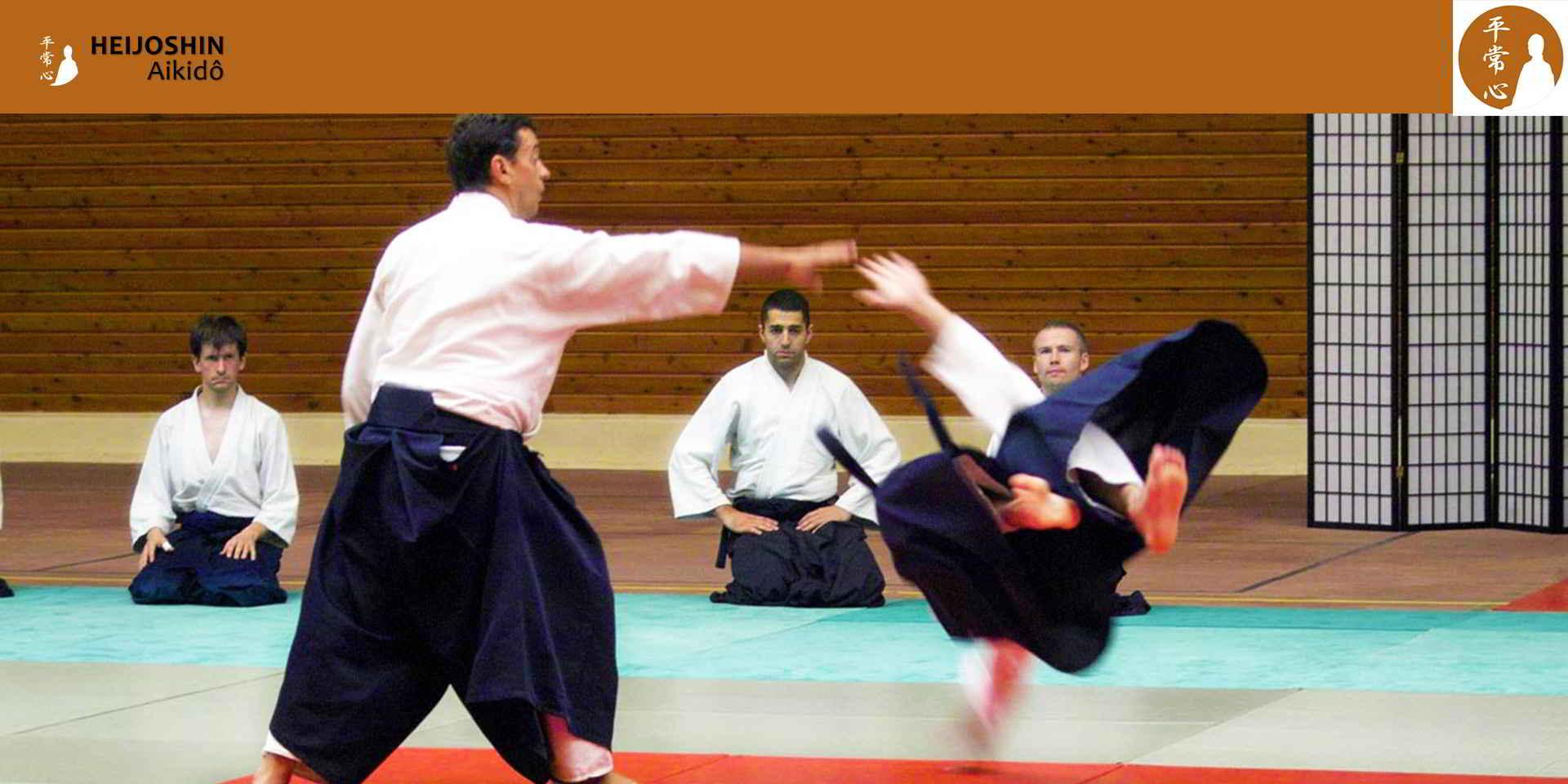Bruno Zanotti Shihan - 6º Dan Aikikai