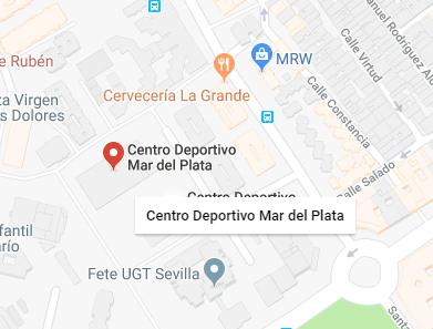 Centro deportivo mar del plata :: Instituto Municipal de Deportes de Sevilla